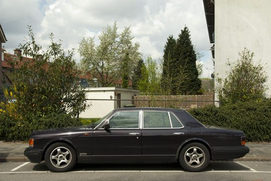 Bentley Brooklands LPT - Foto: Jim Appelmelk