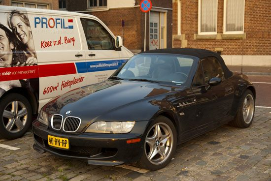 BMW Z3 M Roadster (US) - Foto: Jim Appelmelk