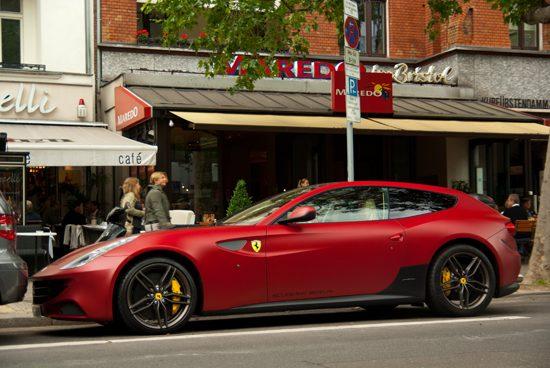 Ferrari FF - Foto: Jim Appelmelk