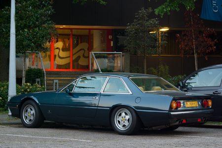 Ferrari 412 - Foto: Jim Appelmelk