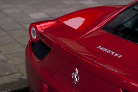Ferrari 458 Rosso Mugello - Foto: Jim Appelmelk