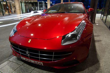 Ferrari FF Rosso Mugello - Foto: Jim Appelmelk