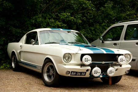 Ford Mustang Shelby GT 350 Coupé - Foto: Jim Appelmelk