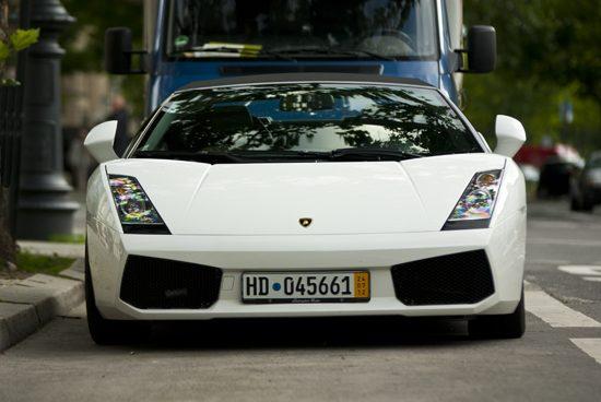 Lamborghini Gallardo Spyder - Foto: Jim Appelmelk
