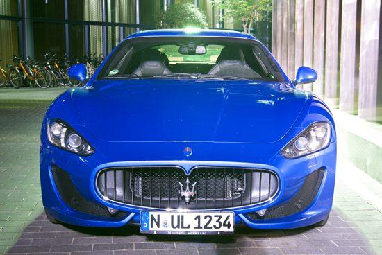 Maserati Granturismo Sport - Foto: Jim Appelmelk