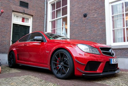 Mercedes C63 AMG Black Series Coupé - Foto Jim Appelmelk