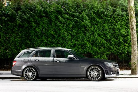 Mercedes-Benz C63 AMG Estate - Foto: Jim Appelmelk
