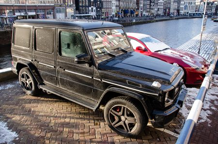 Mercedes G65 AMG - Foto Jim Appelmelk