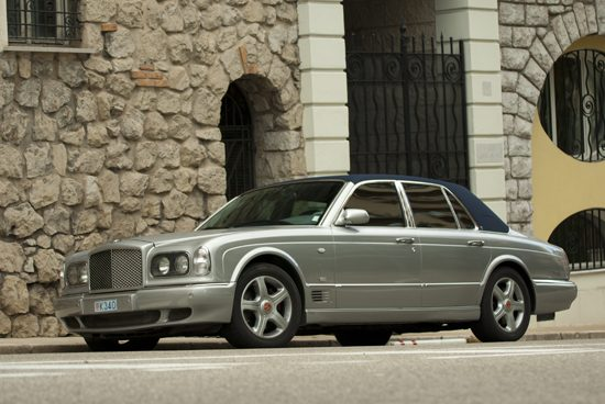 Bentley Arnage Le Mans Series - Foto: Jim Appelmelk