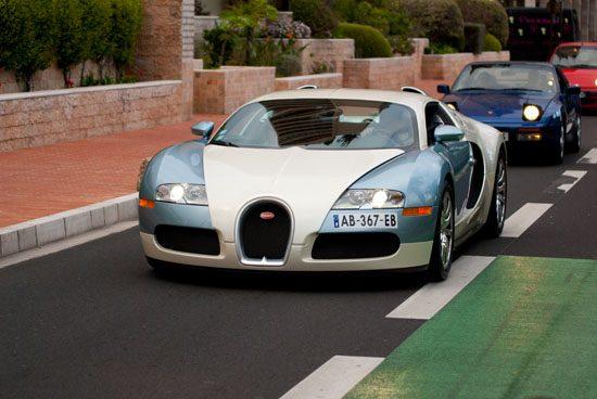 Bugatti Veyron 16:4 - Foto: Jim Appelmelk