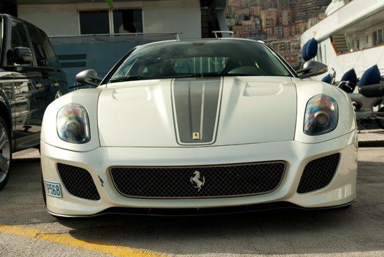 Ferrari 599 GTO - Foto: Jim Appelmelk