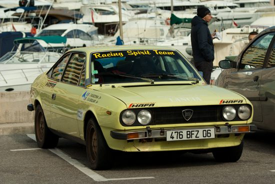 Lancia Beta Coupe - Foto: Jim Appelmelk