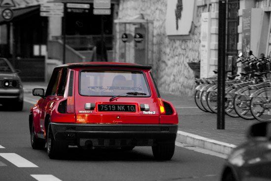 Renault 5 Turbo 2 - Foto: Jim Appelmelk