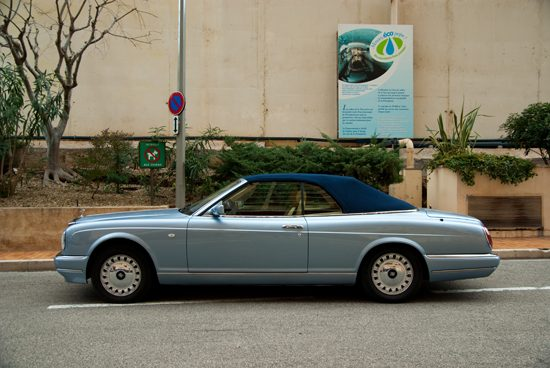 Rolls-Royce New Corniche - Foto: Jim Appelmelk