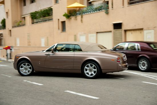 Rolls-Royce Drophead Coupe - Foto: Jim Appelmelk