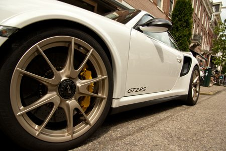 Porsche 997 GT2 RS - Foto Jim Appelmelk