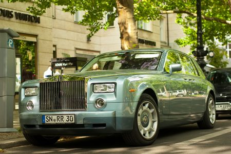 Rolls-Royce Phantom - Foto Jim Appelmelk
