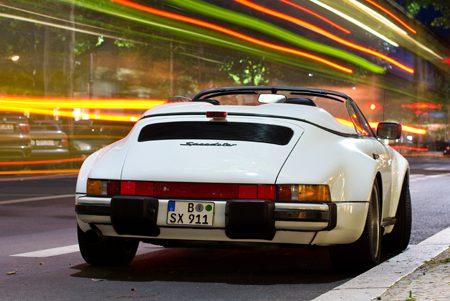 Porsche 964 Speedster - Foto: Jim Appelmelk