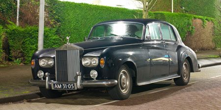 Rolls-Royce Silver Cloud III - Foto: Jim Appelmelk