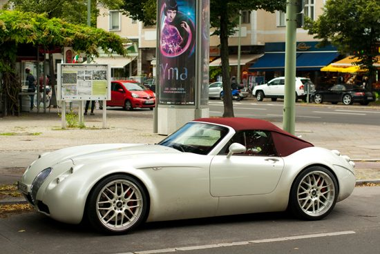 Wiesmann Roadster MF4 - Foto: Jim Appelmelk