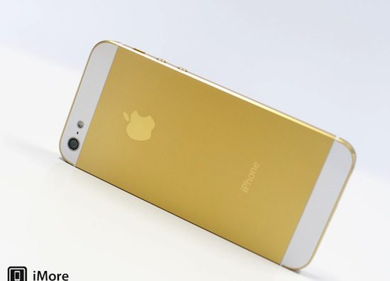 Gouden iPhone, Mansory-rijders rejoice!