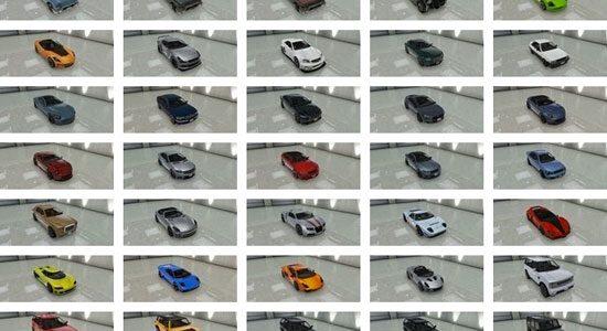 Megagallery Dit Zijn Alle Auto S Uit Gta V Autoblog Nl