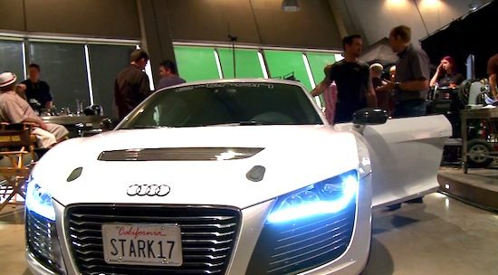 Video: kijk in de garage van Tony Stark [Iron Man 3]