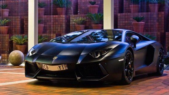 Lamborghini Aventadorrrrr