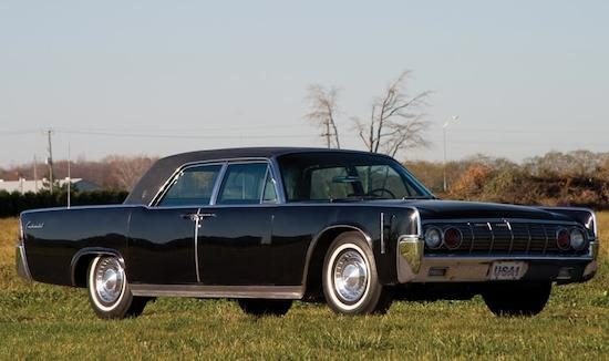 Lincoln Continental Towne Limousine