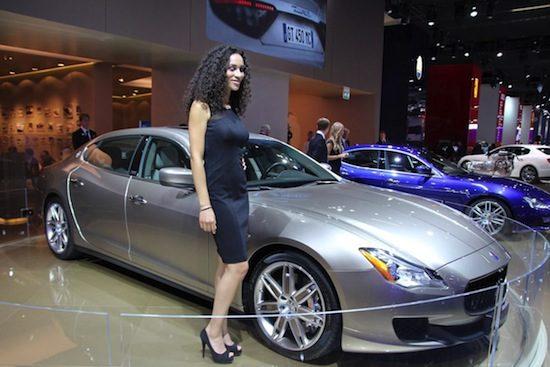 Maserati Quattroporte krijgt een 3.0 V6 diesel
