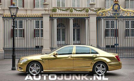 Gouden Kamperba... eh, Koets van Mercedes