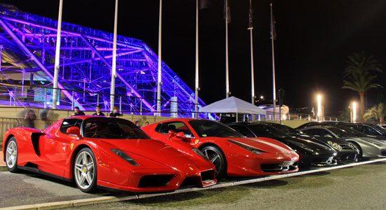 Monaco, één van de beste plekken ter wereld om supercars te spotten