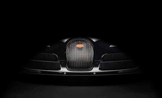 Toch een nieuwe Bugatti?