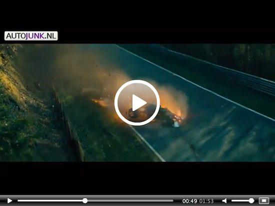 Bekijk hier de eerste trailer van Rush (Niki Lauda)