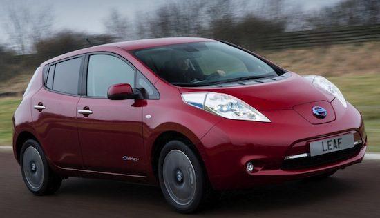 Nissan Leaf in het nieuw: eindelijk meer range
