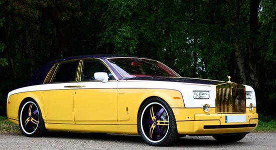 Pablo Rabiella Rolls Royce Phantom