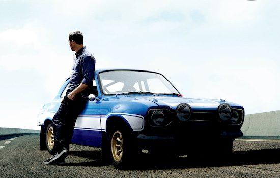 Het autoleven van Paul Walker [in memoriam]