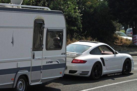 Trekauto van het Jaar: de Porsche 911 Turbo
