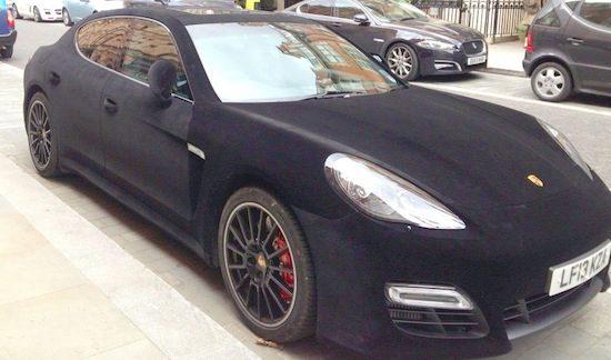 Porsche Panamera krijgt fluweelbehandeling