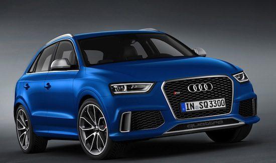 Definitieve prijs Audi RS Q3 bekend: vanaf €73.600