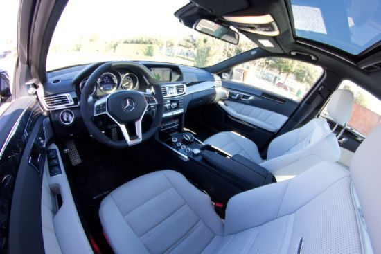Mercedes-Benz E63 AMG S