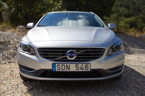 Volvo V60 D4 en S60 T6