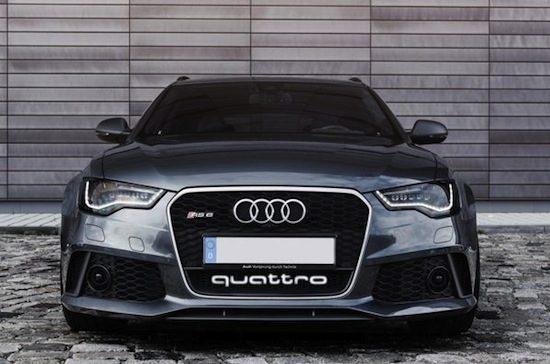 Audi RS6 van Neidfaktor is een carbon-koning