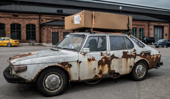 Deze Saab Komt Probleemloos Door De Keuring Autoblog Nl