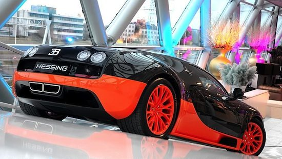 Guinness: Bugatti Veyron Super Sport is NIET de allersnelste