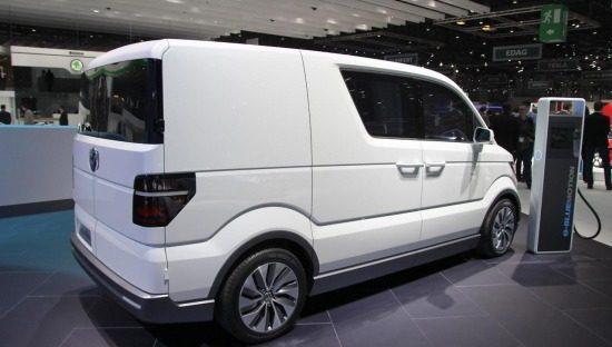 Volkswagen e-Co-Motion