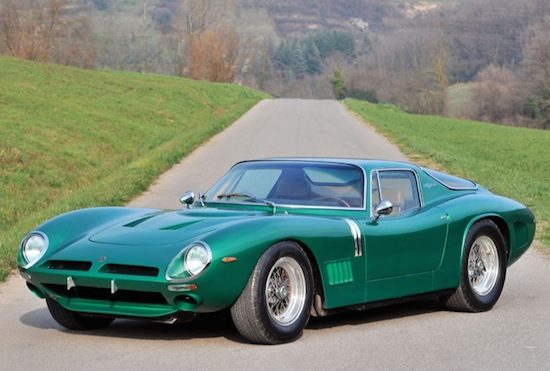 Bizzarrini 5300 GT Strada Alloy