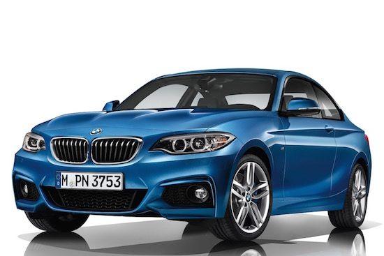 BMW 2 Serie heeft nu een driecilinder