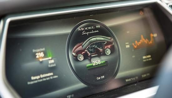 De Tesla Model S is gehacked