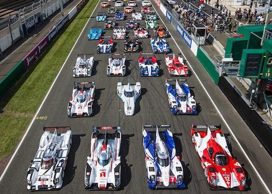Livestream: 24 Uur van Le Mans